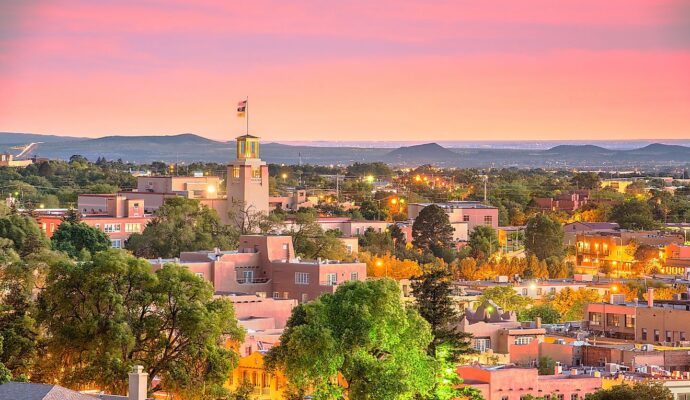 LSS New Mexico locations